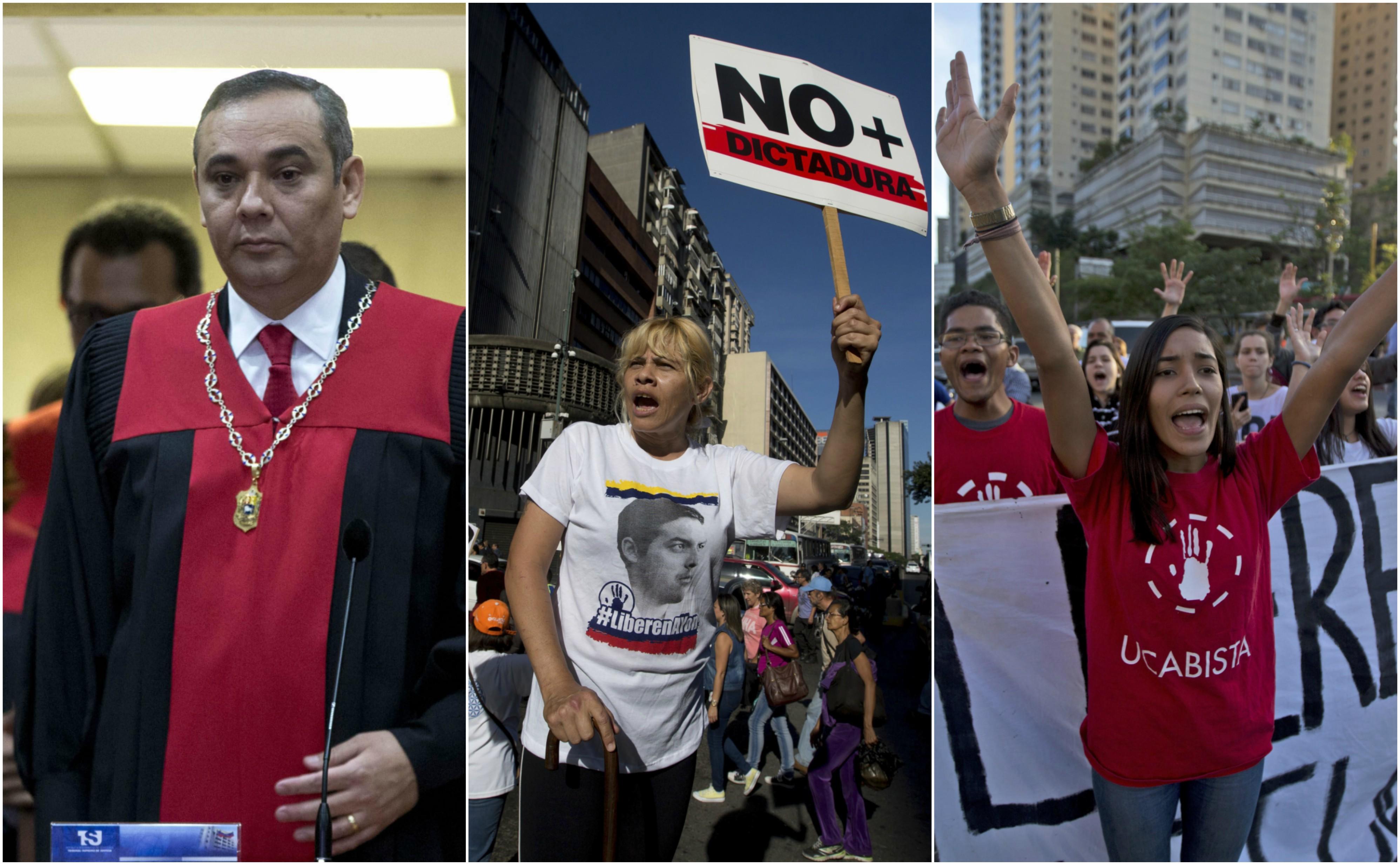Venezuela: Tribunal Supremo renuncia a asumir funciones del Parlamento